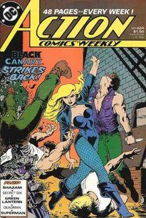 Action Comics Weekly 624