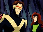 Cyclops and Jean (X-Men Evolution)2