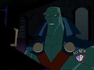 Martian Manhunter (The Batman)