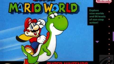 Super Mario World Music - Koopa Kid Boss Fight.