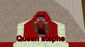 Queen stephe