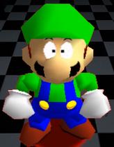 Classic Luigi
