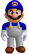 Super Mario Glitchy Four