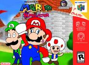Mario simulator box art by luigibroz-d7hgcw1