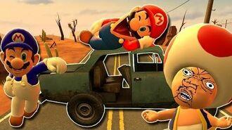 Retarded64 Mario's Road Trip