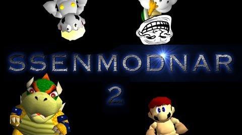 Super Mario 64 Bloopers: Ssenmodnar 2 (100th Vid)