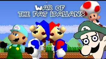 SM64 War of the fat italians 2014 (200k special!)
