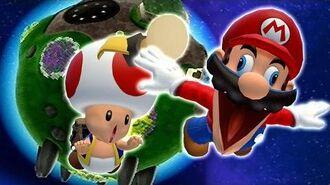 Retarded64 Stupid Mario Galaxy