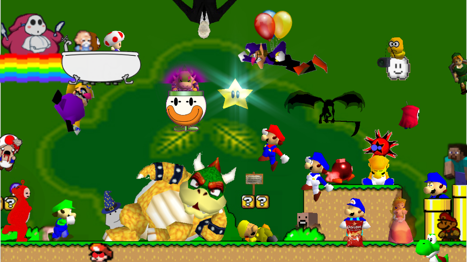 File:SuperMario Glitchy4!!.png