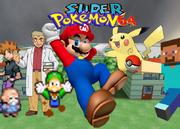 SuperPokeman64Bloopers