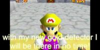 Super Mario 64 Bloopers: Race for Golden Overalls