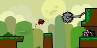 Super Meat Boy: The Game (Mobile game)