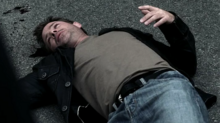 Tom's corpse, Devil's Trap 1