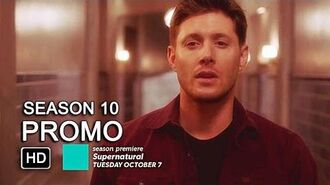 Supernatural Season 10 - 'Deanmon Rises' Promo HD-1410709912