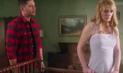 Dean speaking to Mary through her mind 1