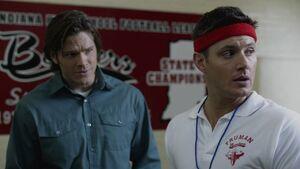 Sam Janitor Dean Coach