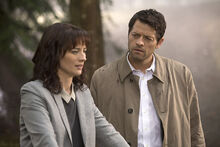 Supernatural-season-10-episode-7-Hannah-and-Castiel