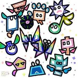 File:Super Paper Mario Pixls by professorhazard-1-.jpg