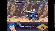 Super Robot Wars Alpha 2 Daifighter Daitank Daitarn 3 All Attacks