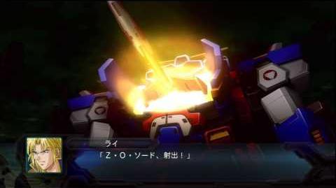 2nd Super Robot Wars OG SRX All Attacks