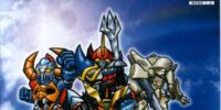2nd Super Robot Wars Alpha