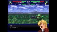Super Robot Wars Impact NT-1 Gundam Alex, Zaku 2 Kai, and Kampher All Attacks