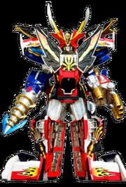 Ultimate Legendary Megazord & Kanzen GokaiOh