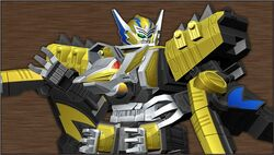 Kyoryuger Pteraiden-Oh