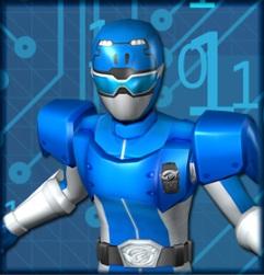 Blue Buster Powered Custom