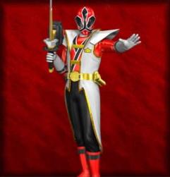 Super Shinken Red