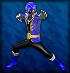 Gokai Blue