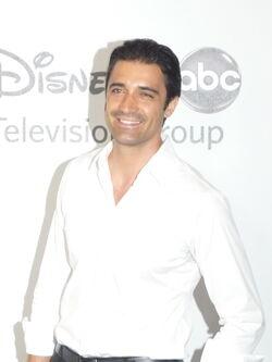 Gilles Marini in 2010