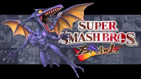 Vs. Ridley - Super Smash Bros