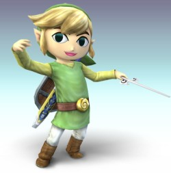 Toon Link Artwork