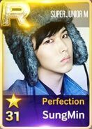 Sungmin Perf R