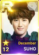 Suho December