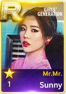 MRMR Sunny