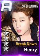 Henry Break Down