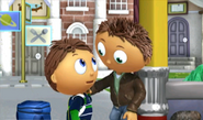 Whyatt and Jack (The City Mouse and Country Mouse Ending 009)