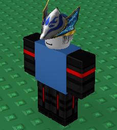 Bluesteel Armor