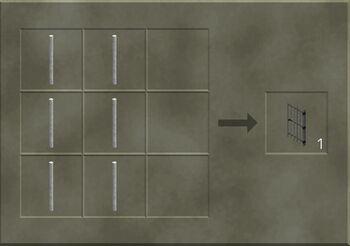 Cell Door craft