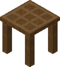 NEW CRAFTING TABLE