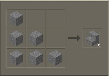 Basalt Stairs craft