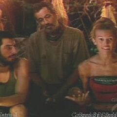 At her last Tribal Council, Heidi claims she was the mastermind behind all of the plans.