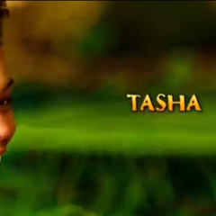 Tasha's second motion shot in the intro.