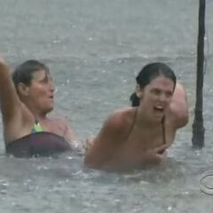 Sandy at the Immunity Challenge, Day 6.