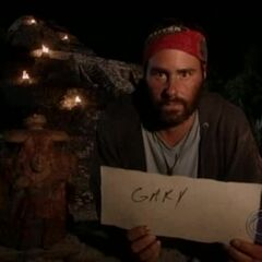 Judd's first vote against Gary.