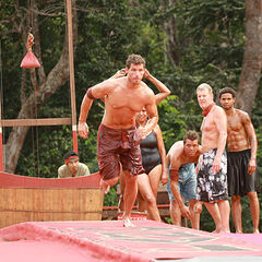 Dan at the Immunity Challenge, Day 9.