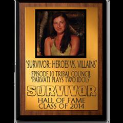 <i>Survivor: Heroes vs. Villains</i> 10th Tribal Council