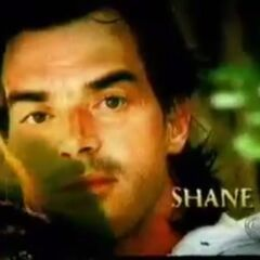 Shane's photo in the opening.